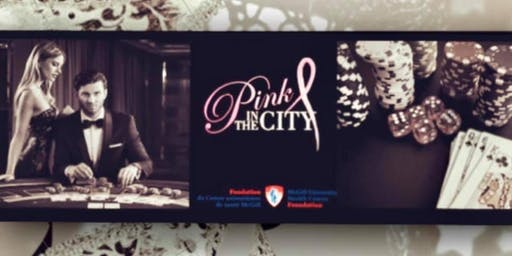 Pink in the City - Masquerade Ball Casino Royale 2019