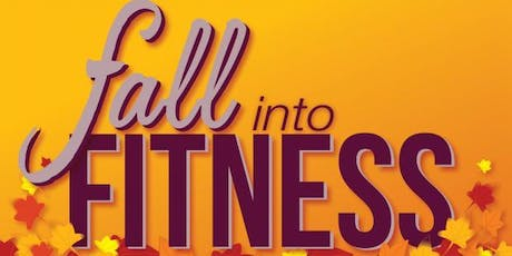 Fall into Fitness tickets