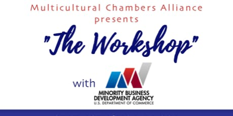 Minority Business Development Agency Workshop tickets