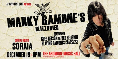 Marky Ramone's Blitzkrieg ft. Greg Hetson of Bad Religion tickets