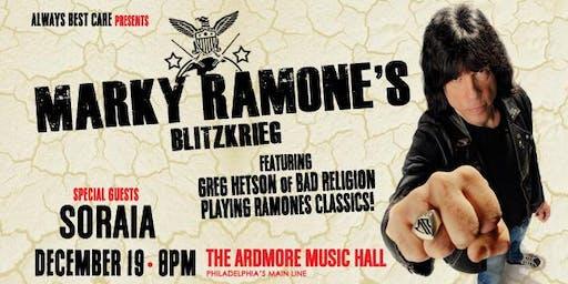 Marky Ramone's Blitzkrieg ft. Greg Hetson of Bad Religion