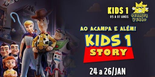 Acampaverão KIDS 1 Story - Ao Acampa e além!