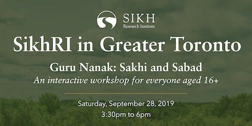 Guru Nanak: Sakhi and Sabad