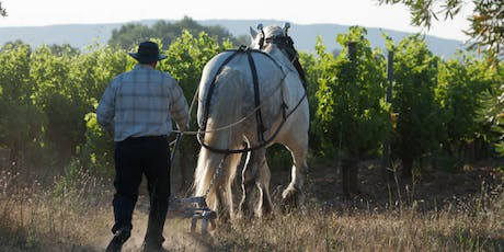 Biodynamic Minervois with Jacques Herviou tickets