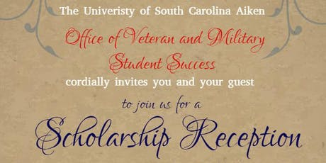 VMSS Scholarship Reception tickets