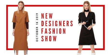 New Designers Fashion Show tickets