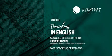 Traveling in English ingressos
