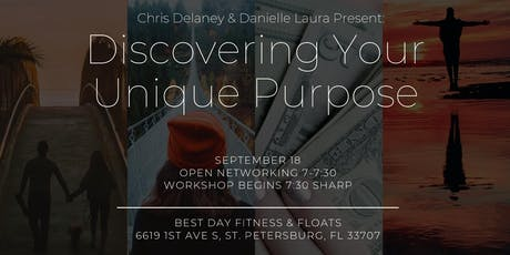 Life Unchained Workshop: Discovering Your Unique Purpose tickets