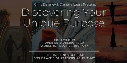 Life Unchained Workshop: Discovering Your Unique Purpose