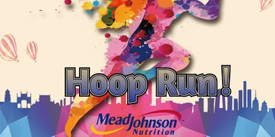 Hoop Run For Charity Run (+Kids Fun Run)!