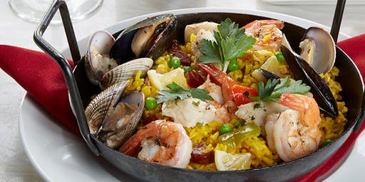 Fresh Catch Class at Palisade: Paella