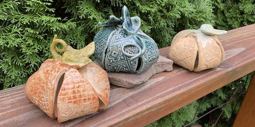 Harvest Pumpkin Workshop