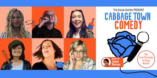 Cabbagetown Comedy Night