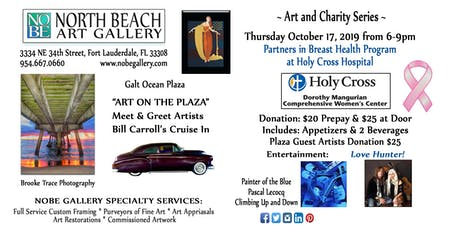 Evening of Art & Charity	tickets