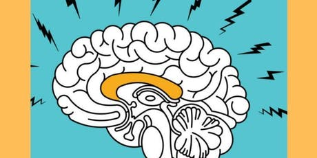 STRESS: OUT WITH ANXIOUS BRAIN-SAINT LUKE'S SOUTH tickets
