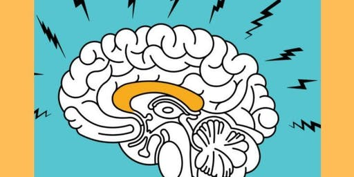 STRESS: OUT WITH ANXIOUS BRAIN-SAINT LUKE'S SOUTH