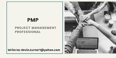 PMP Training in Manhattan, KS tickets