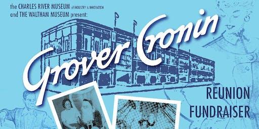 GROVER CRONIN Reunion Fundraiser