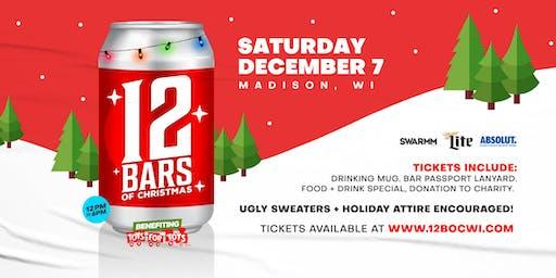 3rd Annual - 12 Bars of Christmas Madison