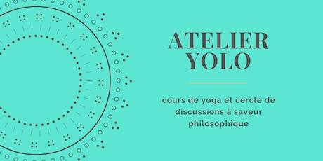 Atelier YOLO billets