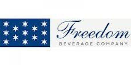 Freedom Wine Tasting tickets
