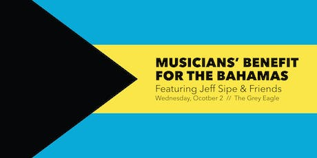 Musicians' Benefit For The Bahamas ft. Jeff Sipe & Friends tickets