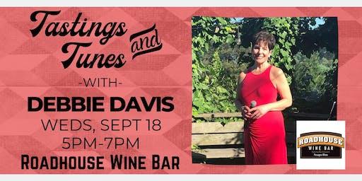 Live Music - Tastings & Tunes w/ Debbie Davis