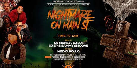 Nightmare On Main St. Costume Ball! tickets