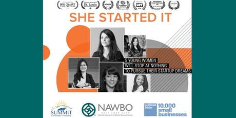 She Started It   A Documentary on Women Tech Founders tickets