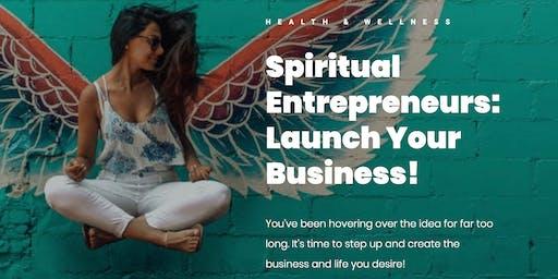 3-Day Spiritual Business Bootcamp Workshop