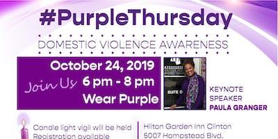 BBGDF Purple Thursday