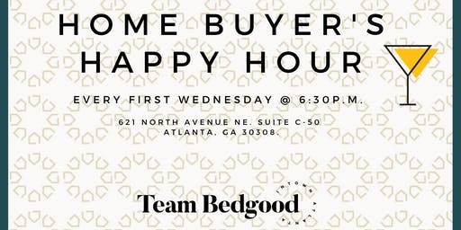 Home Buyer's Happy Hour!