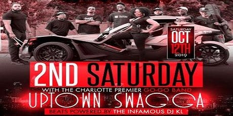 2nd Saturday with The Uptown Swagga Band tickets