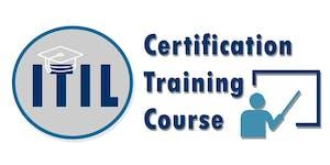ITIL Foundation Certification Training in Kansas City,...