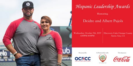 Hispanic Leadership Awards tickets