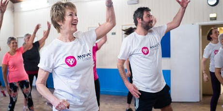 Start Your Own Group Exercise Business - Moves Fitness tickets