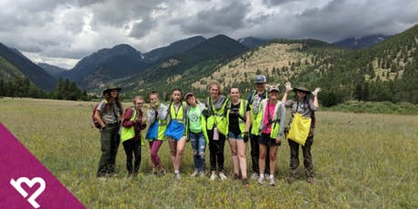 Volunteer with Project Helping for Rocky Mountain Trail Restoration   tickets