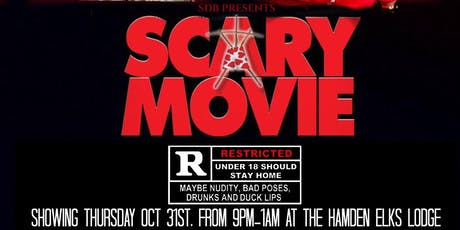 Scary Movie (Halloween Party) tickets