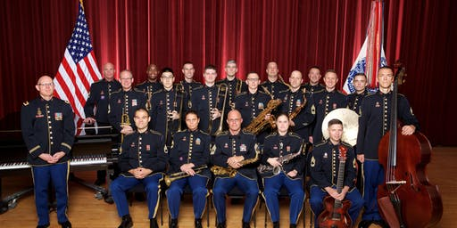 MPAC presents: Jazz Ambassadors of The U.S. Army Field Band
