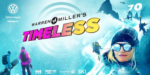 Volkswagen Presents Warren Miller's Timeless - Killington