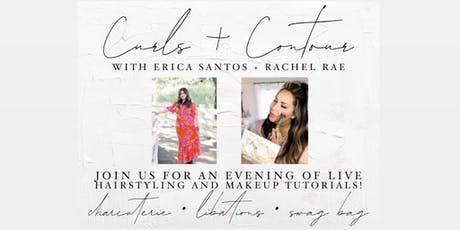 Curls and Contour tickets