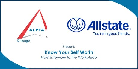 Know Your Self Worth, From The Interview to the Workplace tickets
