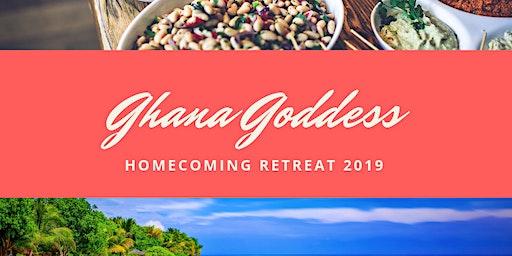 Ghana Goddess Retreat 2019