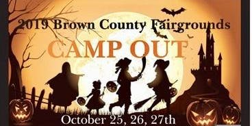 2019 Brown County Fairgrounds Camp Out