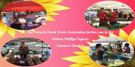 Nathan Phillips Square Farmers Market tickets