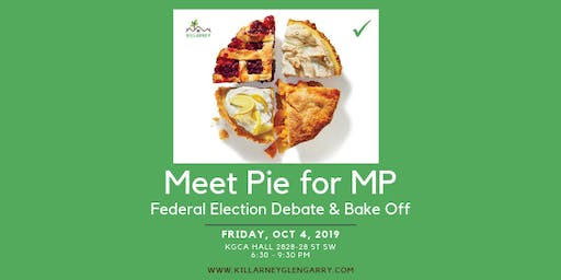 Meet Pie for MP All Candidates Debate