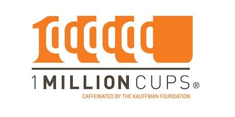 1 Million Cups tickets