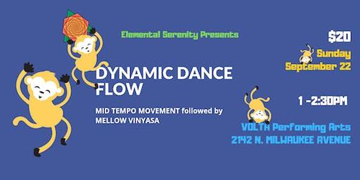 Dynamic Dance Flow