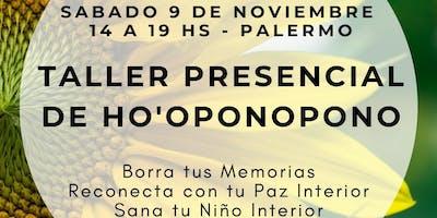 Cómo Practicar Ho'oponopono Para Lograr Paz Interior (Noviembre- Palermo)