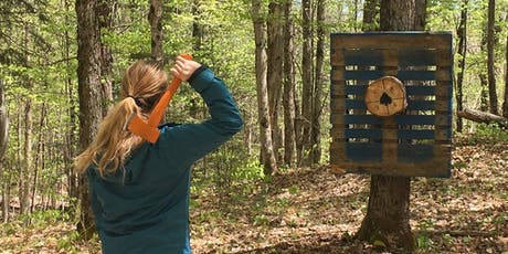 Bush Poker Axe Throwing Trail tickets
